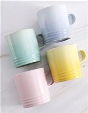 Le Creuset Pastels Mug Hamper