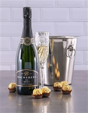 Backsberg Brut Ice Bucket Gift