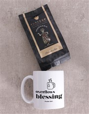 Overflow With Blessings Mug
