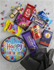 Happy Birthday Sweet Hat Box