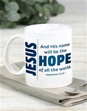 Hope of the World Mug
