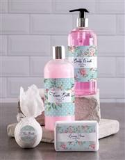Bath And Body Bliss Gift Hamper