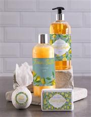 Bath And Body Very Vanilla Gift Hamper