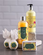 Bath And Body Vanilla Dream  Gift Hamper