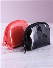 Combo Cosmetic Bag Hamper