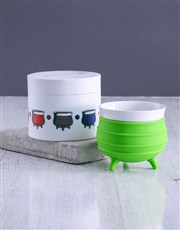 Lime Potjie Pot And Gourmet Gift