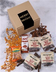 Merry Christmas Gourmet Combo Box
