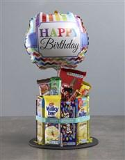 Chocolate Birthday Cake Surprise