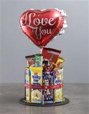 Love You Lots Like Chocolate Cake Surprise
