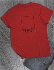 Outside The Box T Shirt