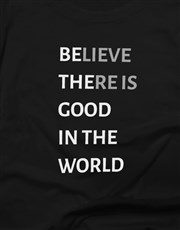 Be The Good Ladies T Shirt
