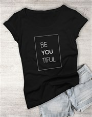 Just Be Nice Ladies T Shirt