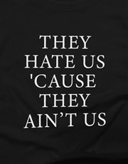 Haters Ladies T Shirt
