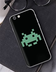 Press Start iPhone Cover
