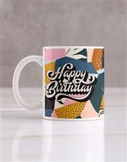 Happy Birthday Mug Hamper