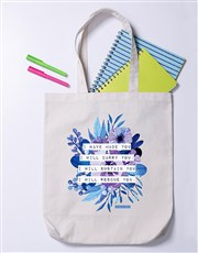 I will Tote Bag
