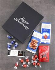 Anniversary Lindt Chocolate Box