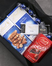 Thank You Lindt Chocolate Box