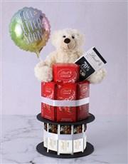 Cadbury Get Well Soon Tower And Balloon
