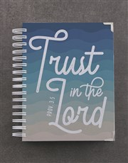 Trust In The Lord Journal