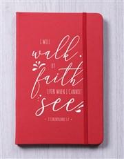 Walking By Faith Journal
