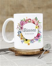 Blessed Lindt And Mug Set