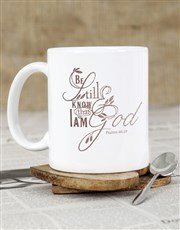 Know God Lindt And Mug Combo