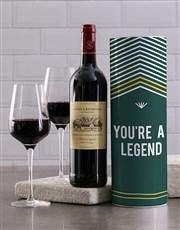 Legend Wine Tube