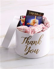 Sally Williams Gratitude Hat Box