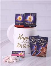 Sally Williams Happy Birthday Hat Box