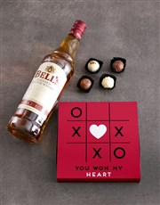 Love Games Chocolate Tray Gift