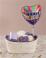 Best Friends Soap Basket