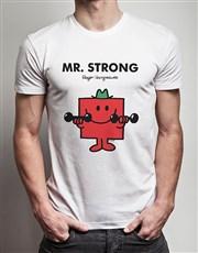 Mister Strong T Shirt