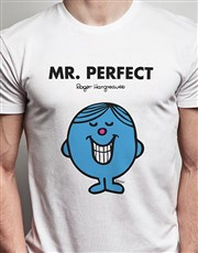 Mister Perfect T Shirt