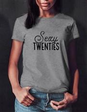Sexy Twenties Ladies T Shirt