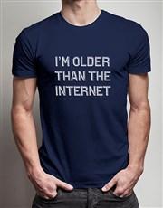 Older Than the Internet T Shirt