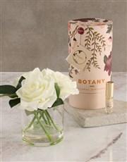 Silk Flower Diffuser Large Cream Signiture Floral