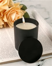 Chic Vanilla Scented Candle Set