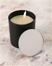 Elegant Vanilla Scented Candle Set