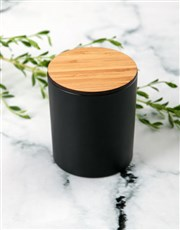 Bamboo Vanilla Scented Candle Set
