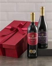 Backsberg Merlot Duo Gift Box