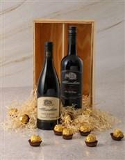 Allesverloren and Ferrero Rocher Gift Box