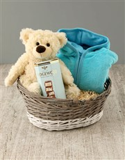 Hamper for Baby and Mom