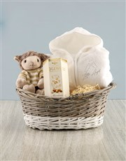 Little Angel Baby Sleeping Hamper