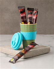 Patterned Travel Eco Cup