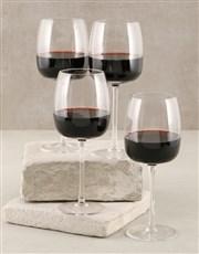 Carrol Boyes Lumina Red Wine Glass Set