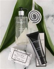 Cosmetic Sketch Vanity Bag