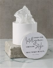What Makes Beauty Pamper Hatbox