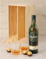 Glenfiddich Twelve Year Crate