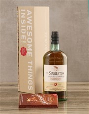 The Singleton Twelve Year Whisky Set